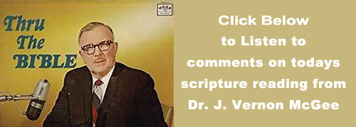 Dr. J. Vernon McGee - Thru the Bible