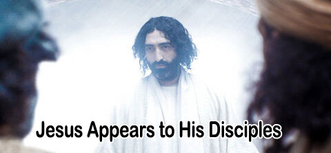 Jesus Appears to His Disciples