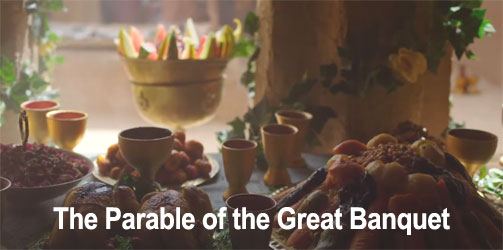 The Parable of the Great Banquet