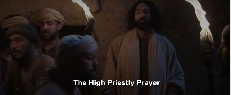 The High Priestly Prayer
