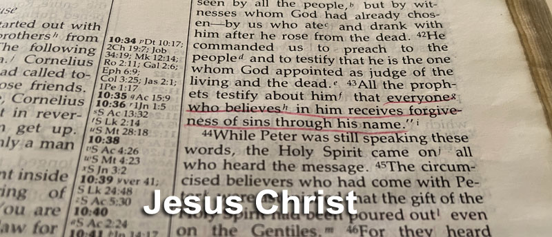 Acts 10:24-48